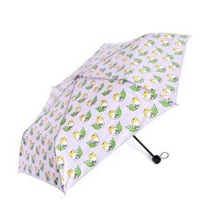 FOREVER21 Corgi Mermaid Compact Umbrella